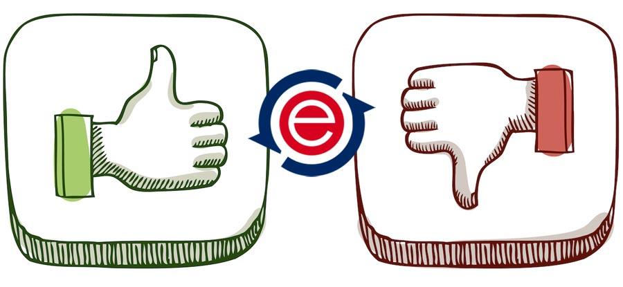 Достоинства и недостатки EPN Cashback