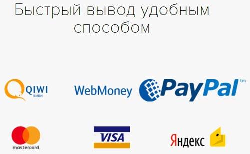 Вывод заработанных денег в Мегабонус