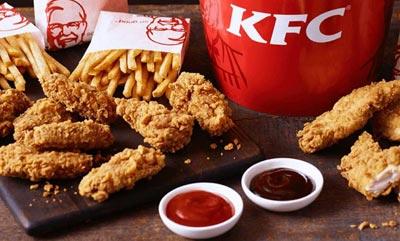 Магазин KFC