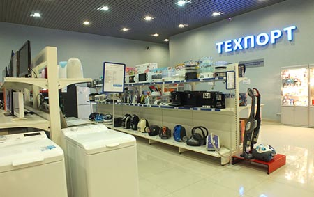 Интернет магазин Техпорт.ру