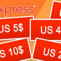 Купоны АлиЭкспресс на распродажу 11.11.2020 – способы получения